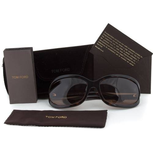 Tom Ford FT0278 52J Vivienne Rectangular Womens Sunglasses