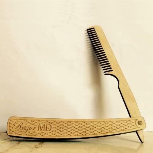 Beard n Stache Comb