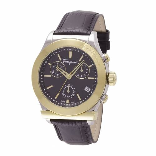 Ferragamo 1898 Chrono, Black