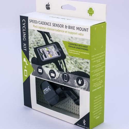 Cycling Kit Speed and Cadence sensor