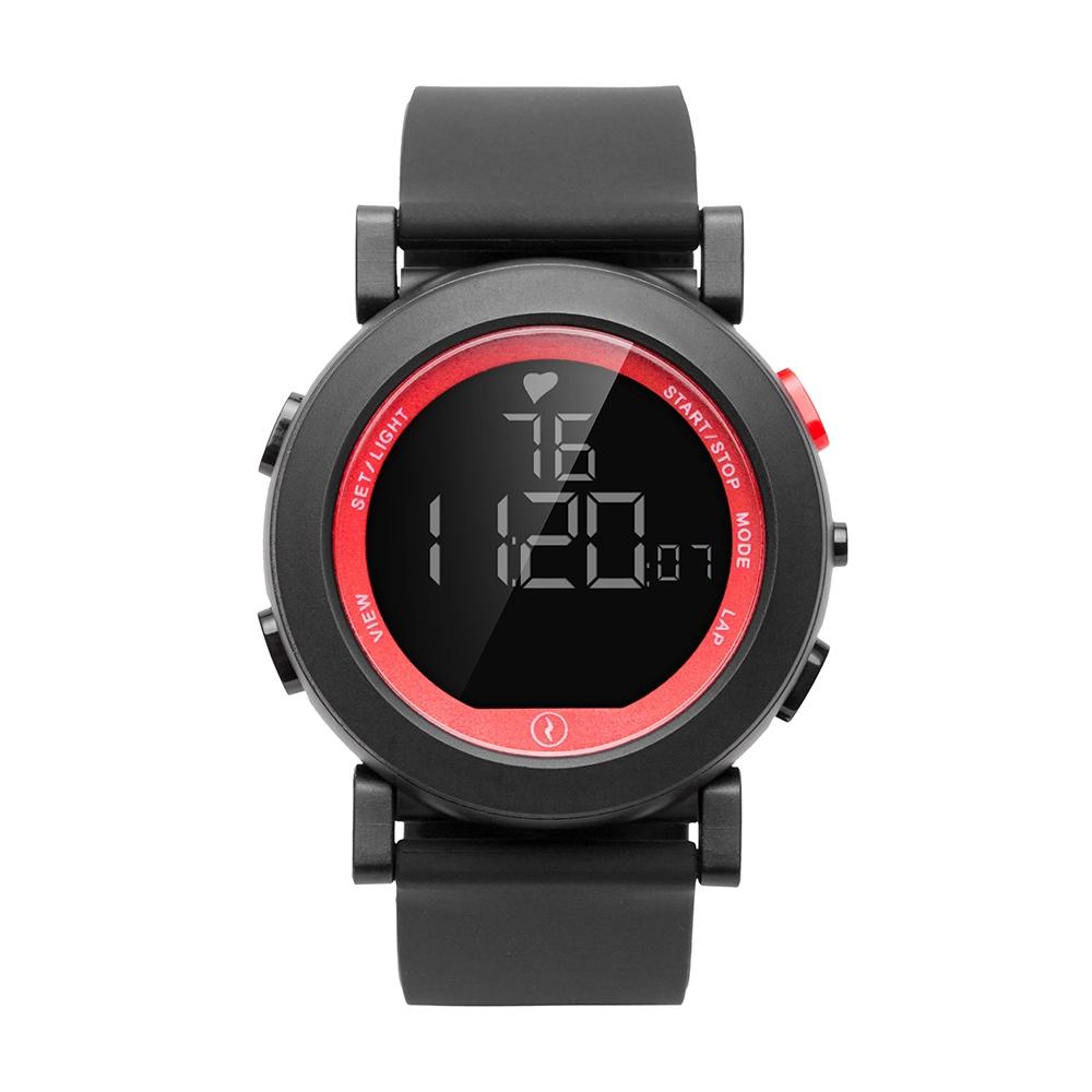 WatchZ - Black/Red