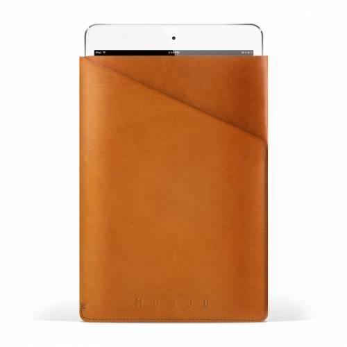 Leather iPad Mini Sleeve   Slim Fit iPad Mini Sleeve   Mujjo