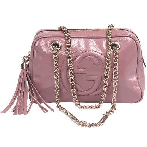 Small Gucci Soho Shoulder Bag