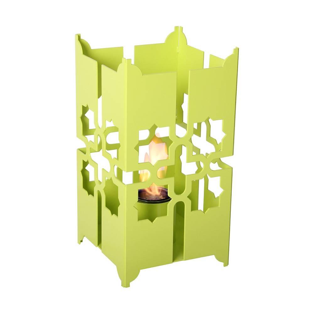 Temara 17.5 inch Lantern by Terra Flame Home
