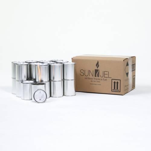 SunJel Pure 3.5x4 Gel Firespace Fuel