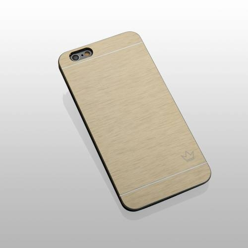 Slim Aluminum iPhone 6 Case, Gold