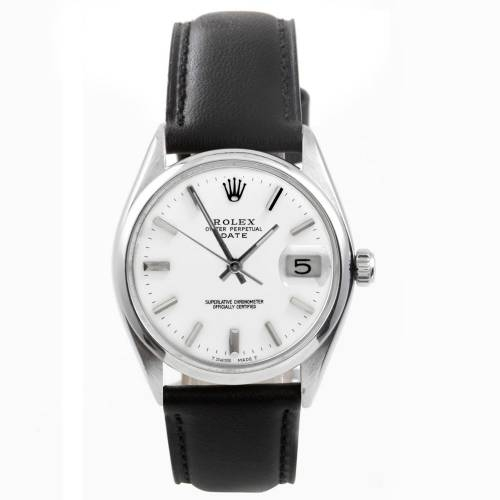 Stainless Steel Date