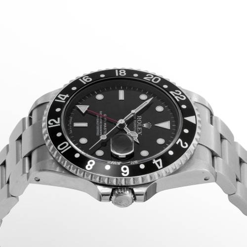 Rolex Men's Stainless Steel GMT-Master I
