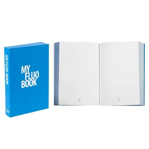 My Fluo Journal, Blue