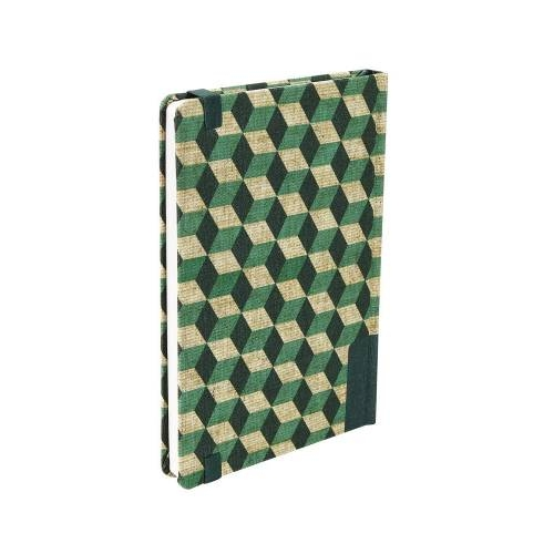 Pattern Notes, Cube Green (1 Pc.)