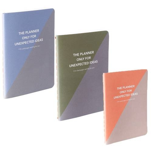 Unexpected Ideas Planner, Small