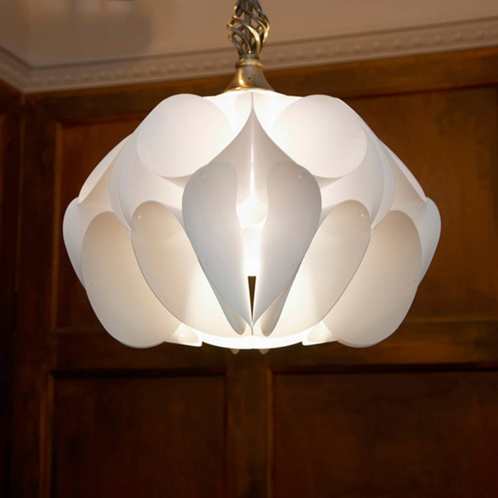 Large Orchid   Kaigami Origami Lighting
