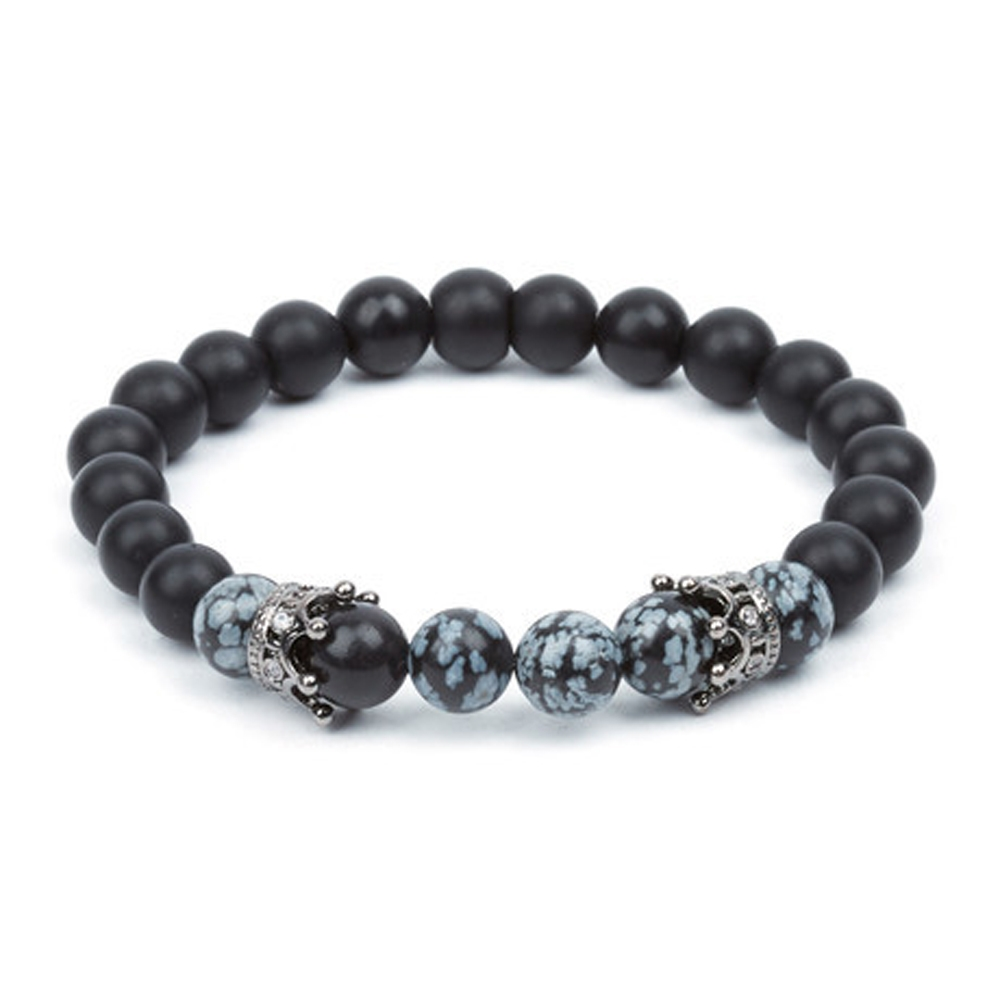 Black King's Bracelet - Buttigo
