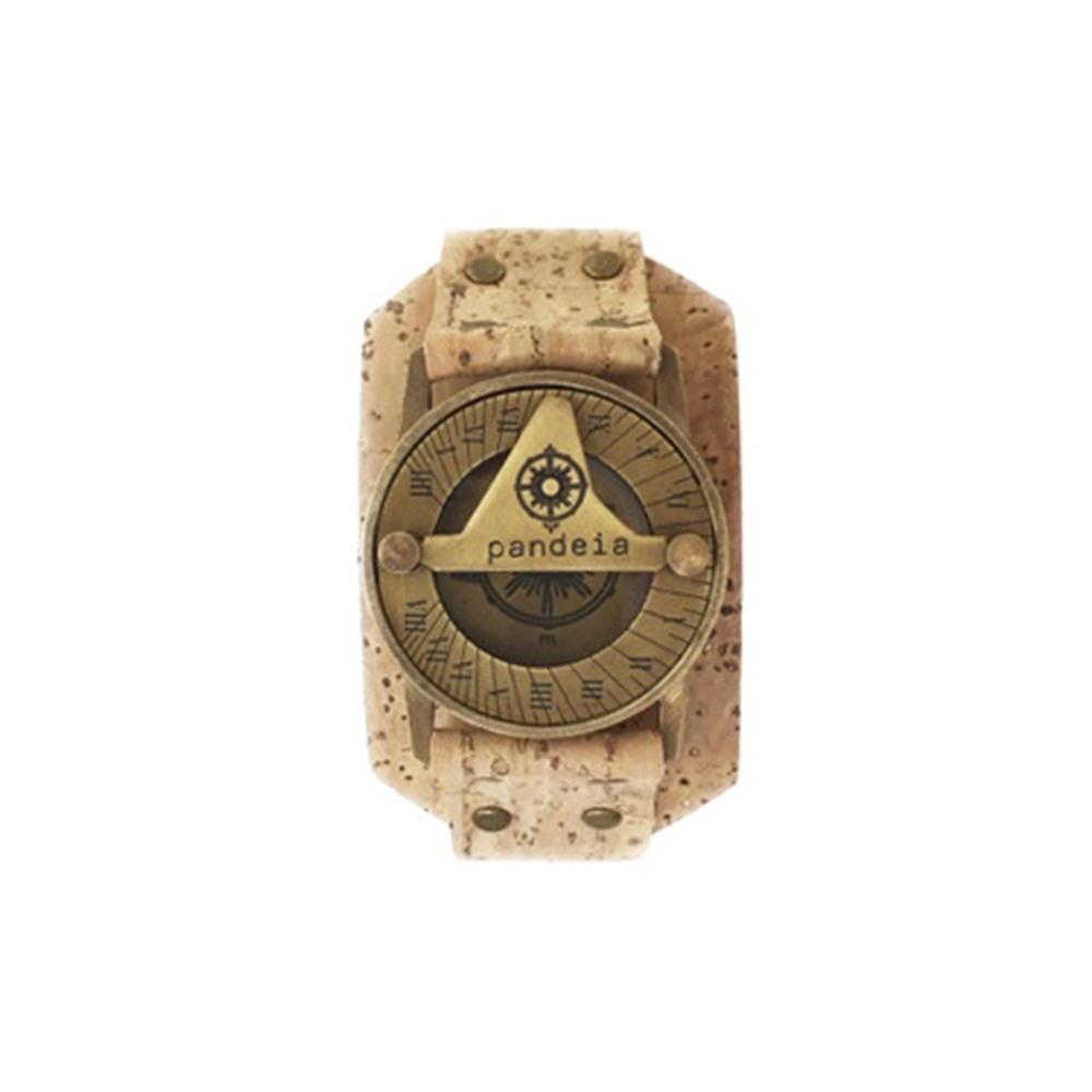 Pandeia compass sundial watch - Mens