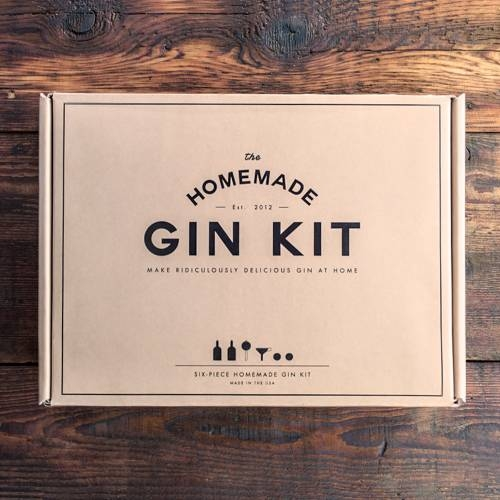Homemade Gin Kit | Make Ridiculously Delicious Gin at Home