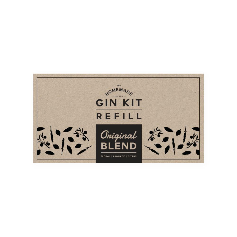 Original Blend Refill Tins | The Homemade Gin Kit