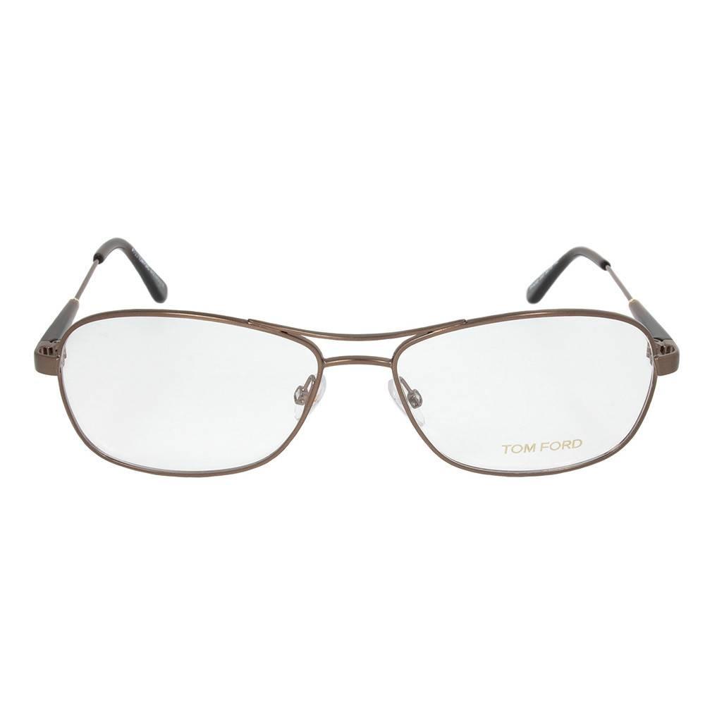 Bronze Eyeglasses Frame   Size 56
