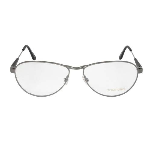 Gunmetal Eyeglasses Frame | Size 57