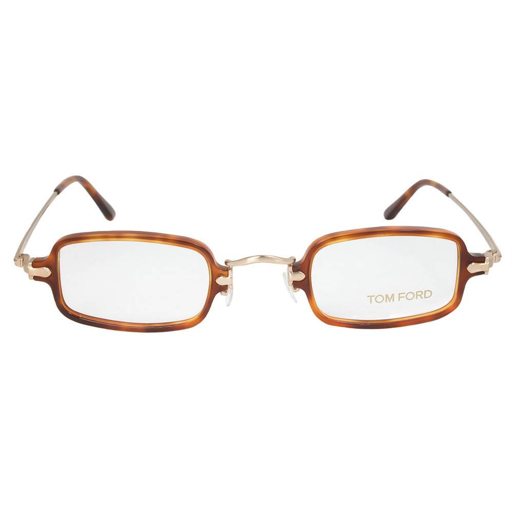 Havana/Gold Eyeglasses Frame | Size 44