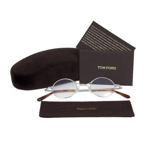 Light Gunmetal Eyeglasses Frame | Size 40