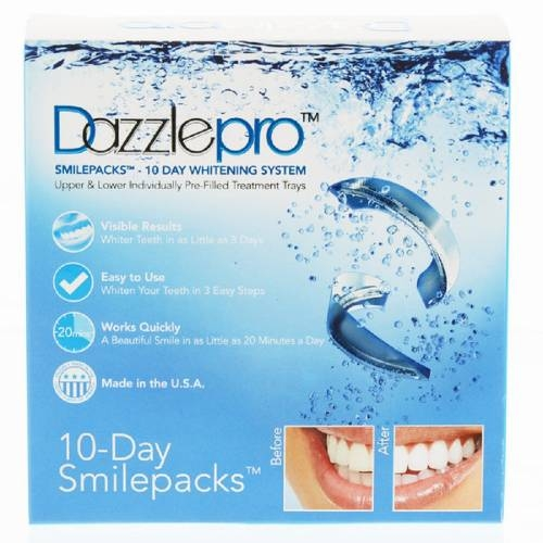 10 Day Smilepacks