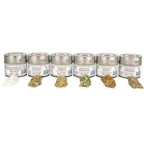 Luxury Gourmet Collection   Set of 6