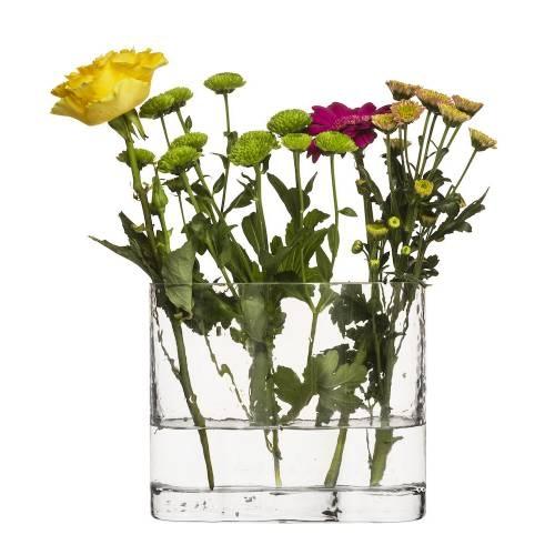 Clear Siluett Vase | Sagaform