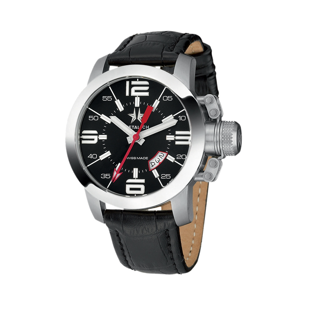 Metal CH Watch | Initial 1120