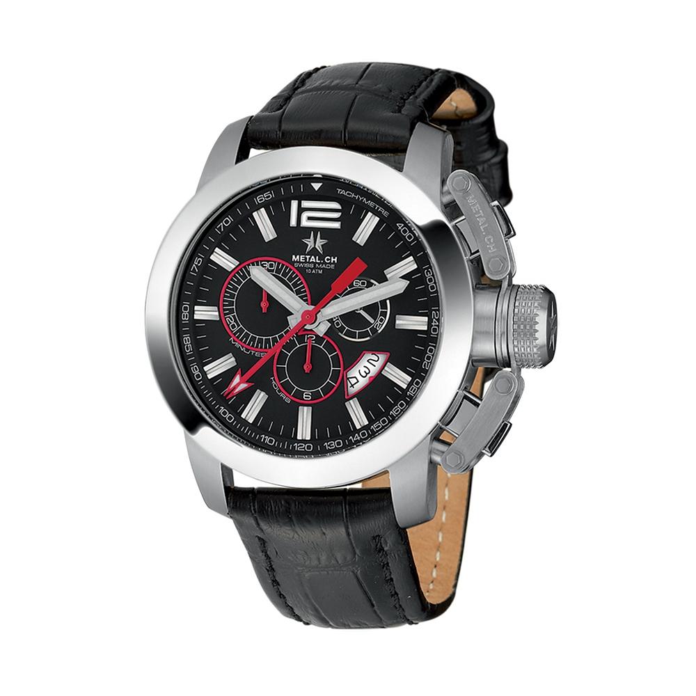 Metal CH Watch   Chrono 2120