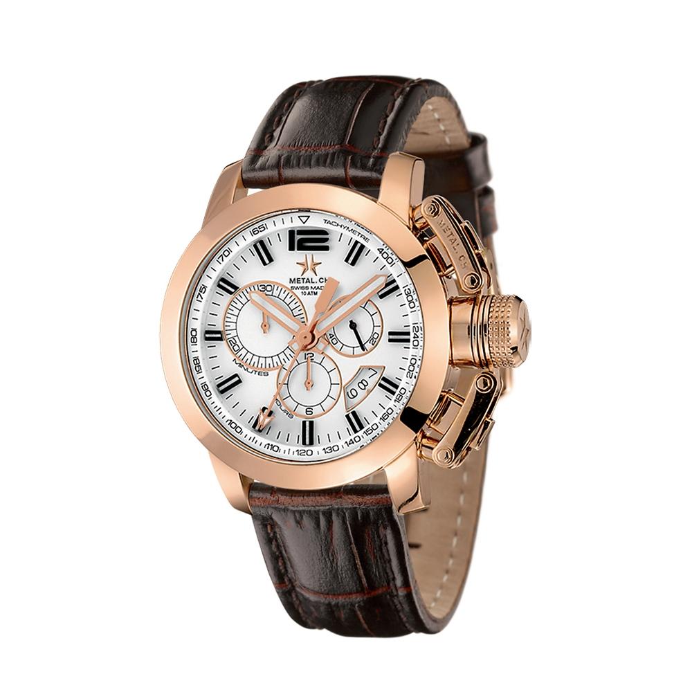 Metal CH Watch | Chrono 2319