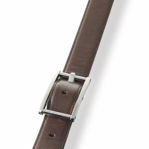 BROWN STATESMAN BELT