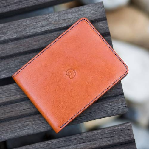 Slim Leather Wallet   Danny P