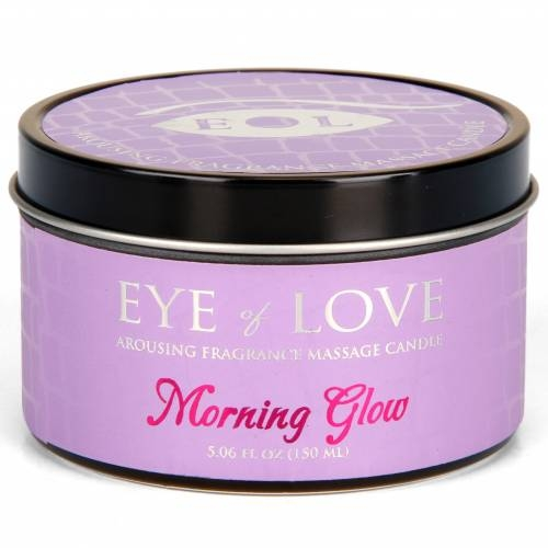 Morning Glow Massage Candle | Eye of Love