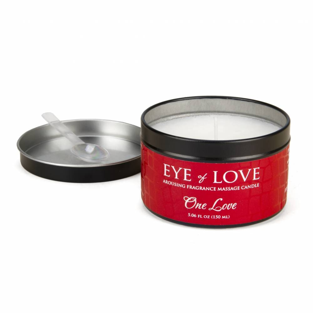 One Love Massage Candle | Eye of Love