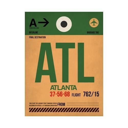 NaxArt | ATL Atlanta Poster