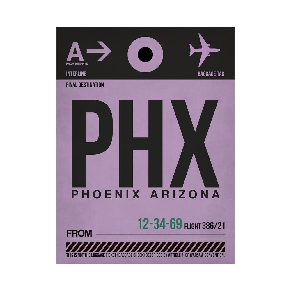 NaxArt   PHX Phoenix Poster