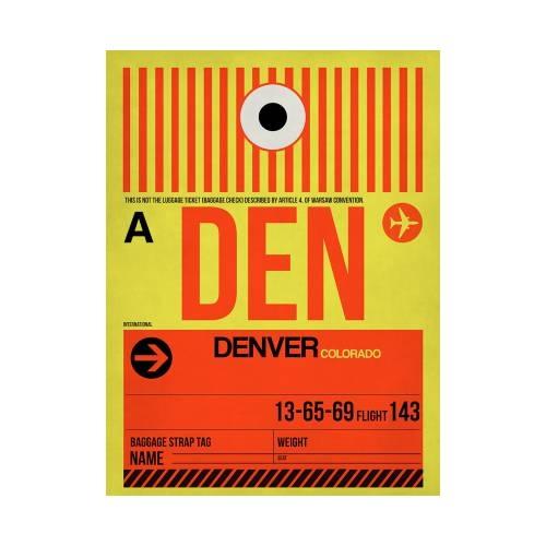 DEN Denver