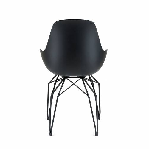 Diamond Dimple Closed Chair   Kubikoff