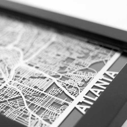 Atlanta | Cut Maps
