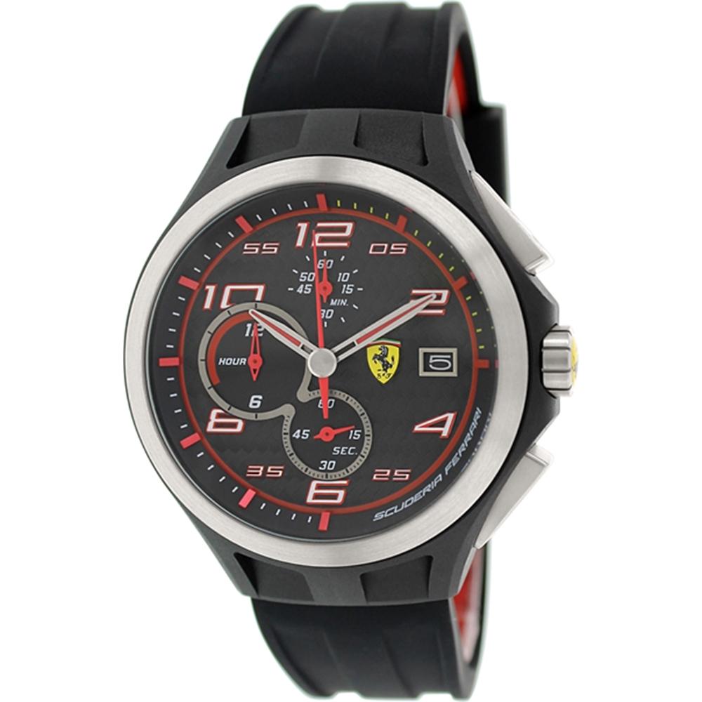 Ferrari Men's Lap Time Watch