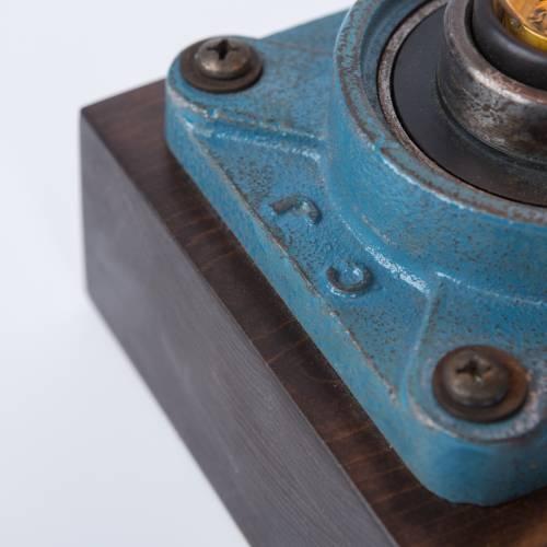 Smal Cast Iron Indutstrial | Luke Hobbs Design