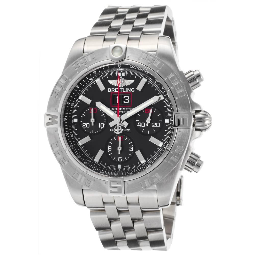 Limited Edition Chronomat 44 Blackbird | Breitling Watches