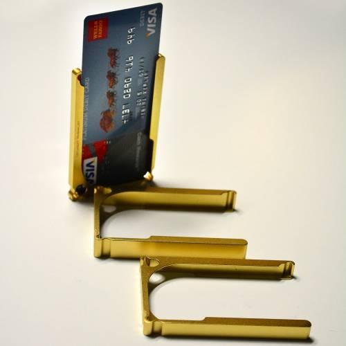 DM1: 12-Card Aluminum Wallet | Decadent Minimalist