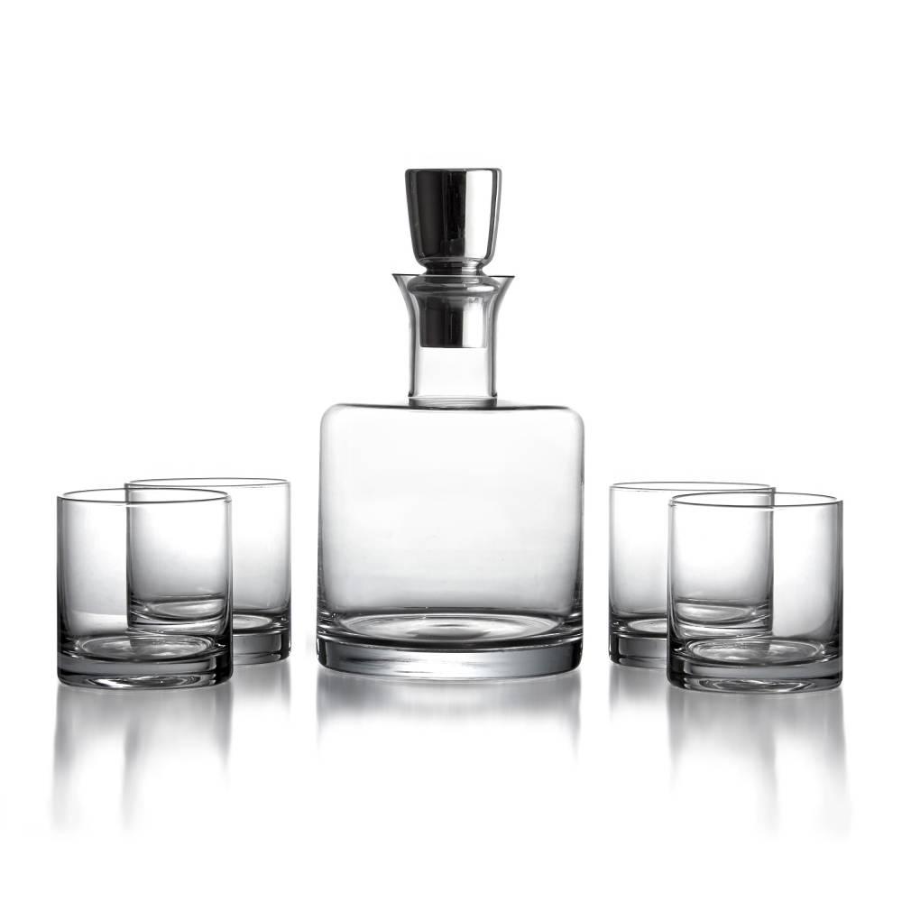 Linus Whiskey Set of 5 | Jay Companies