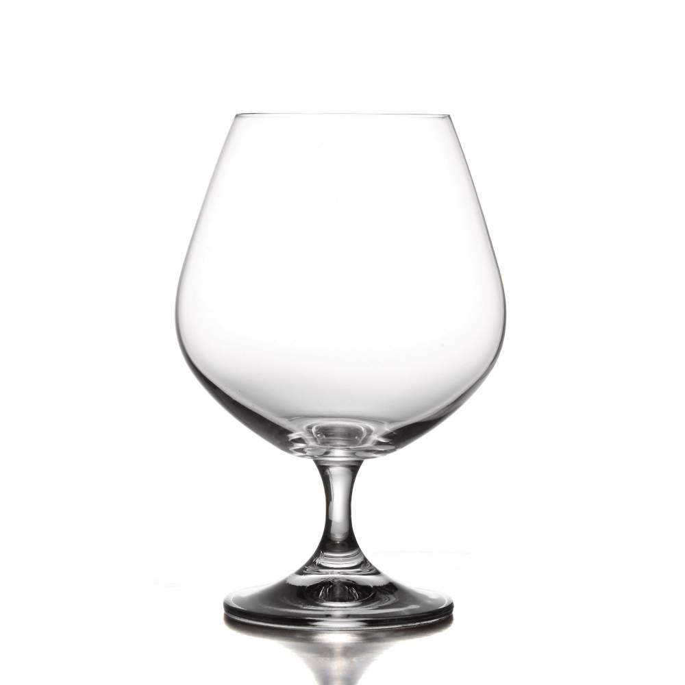 Giselle Brandy Glasses Set of 4 | Jay Companies