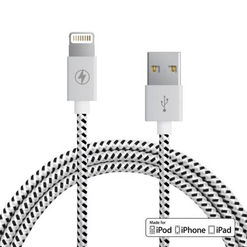 Lightning Cable | Black & White