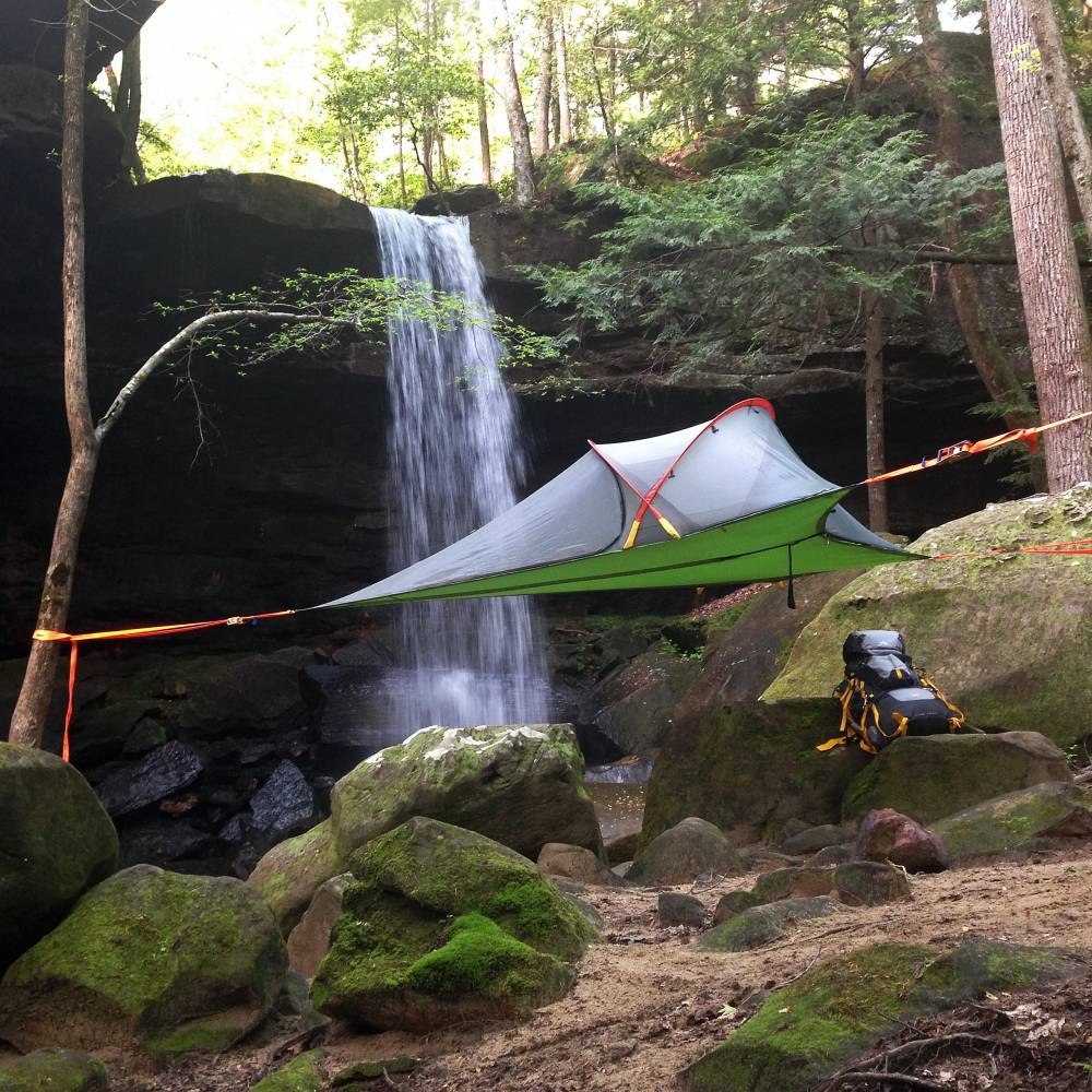 & Connect Tree Tent | Tentsile