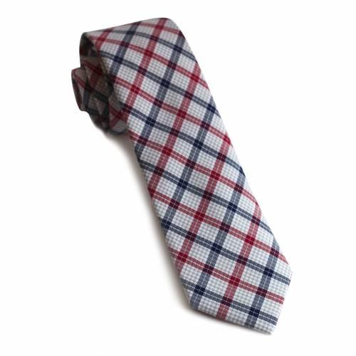 Wrigley Plaid TIe | The Tie Bar