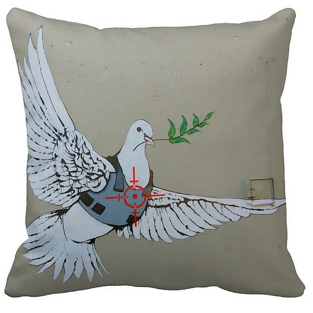 Dove Of Peace | Banksy Art | iLeesh