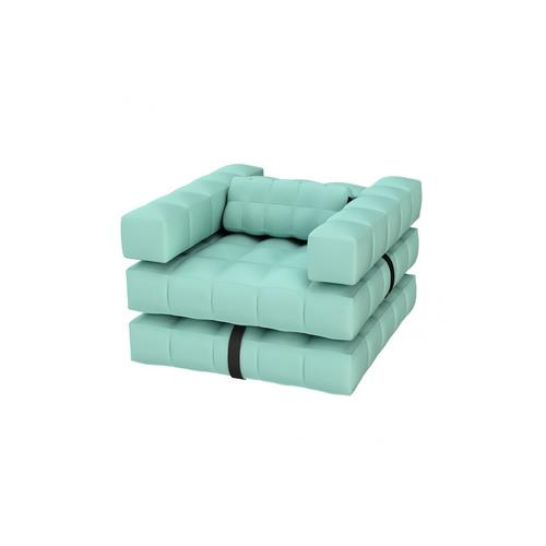 Armchair Set | Aquamarine Green